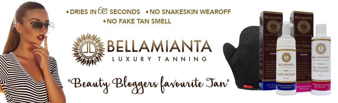 Bellamianta Spray Tan