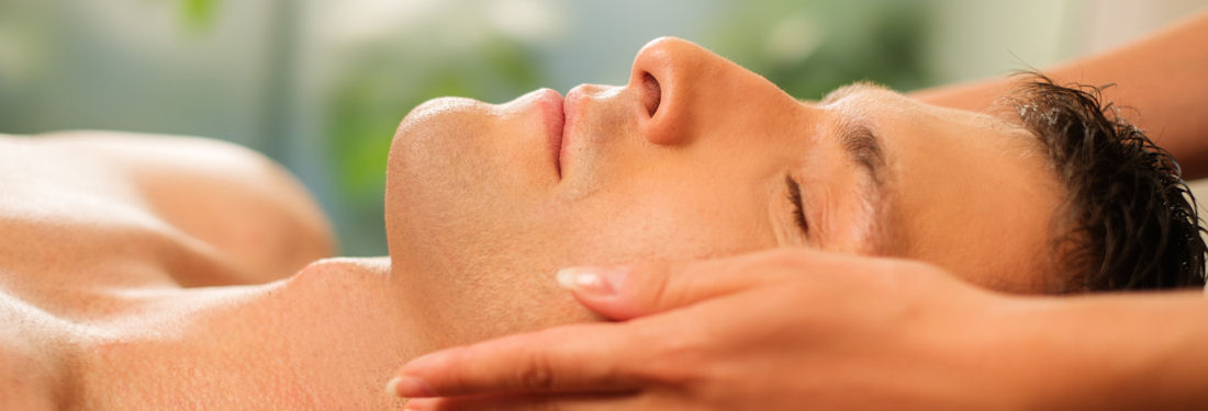 Treatments just for men at Bourne Therapies Farnham